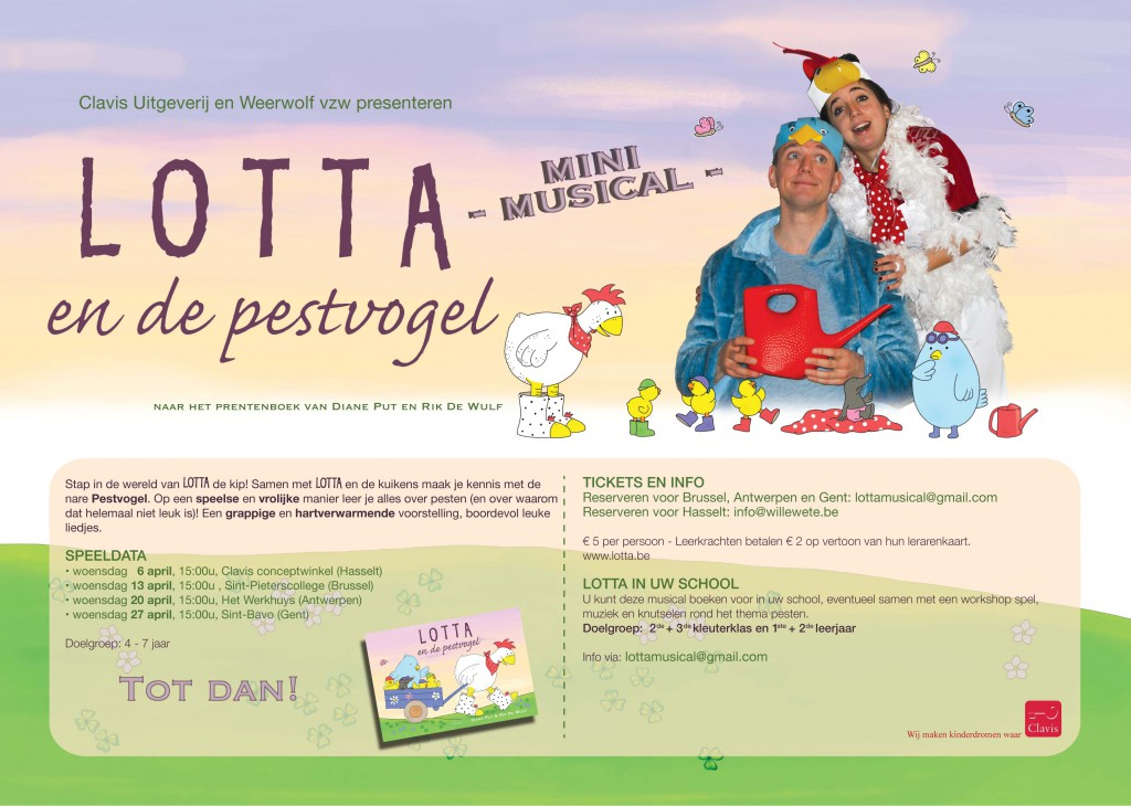 flyer_Lotta musical_gezinsvoorstelling