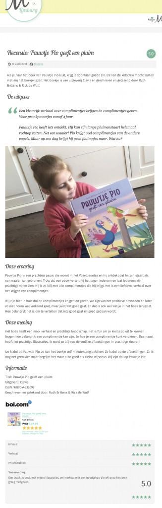 recensie mama in limburg pp